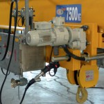 industrial non-sparking hoists