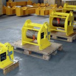 lifting non-sparking hoists