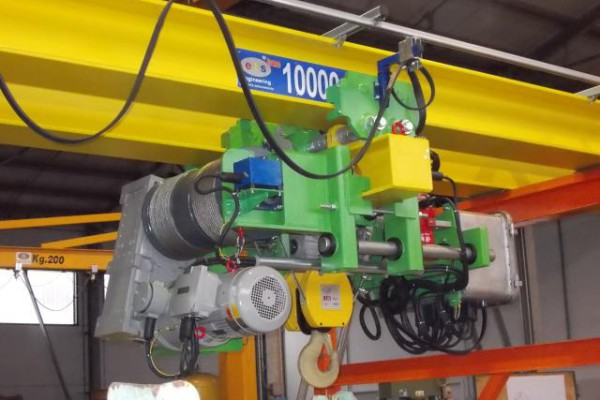 ETS WRH explosion-proof hoist