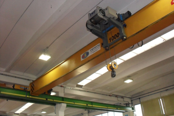 Standard single girder cranes
