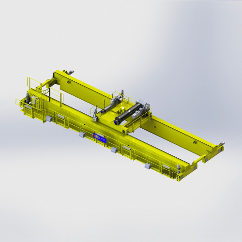 Standard and explosion-proof bridge cranes