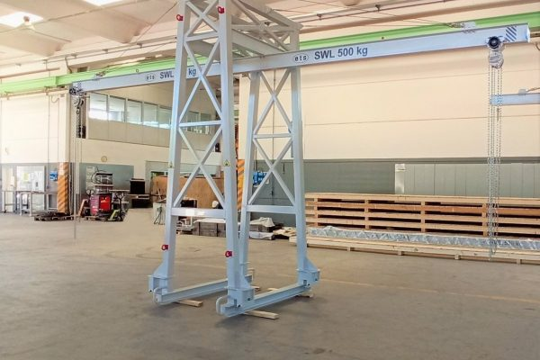 Sliding Jib Cranes (Double or Single Girder)